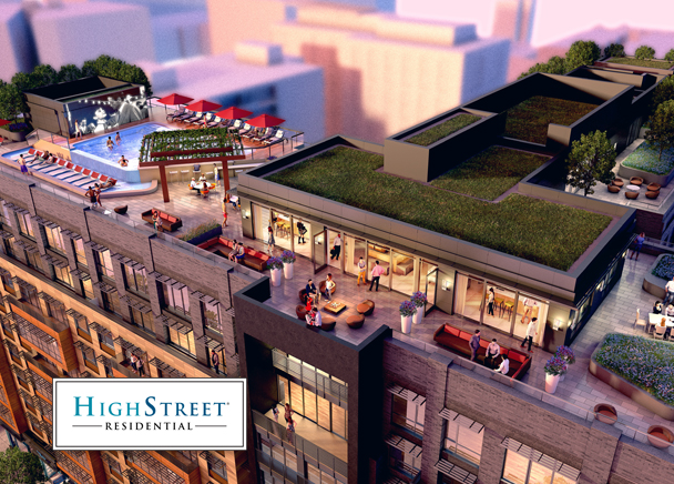 High Street Residential to Develop 1441 U Street