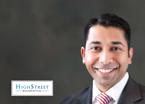 High Street Residential Hires SVP to Expand Development Team in Atlanta